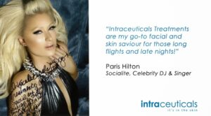 Intraceuticals_Testimonial_Paris_Hilton