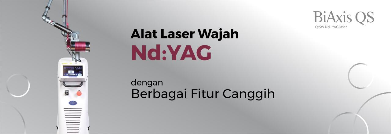 alat laser wajah