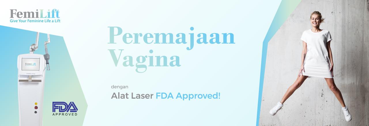 laser vagina femilift